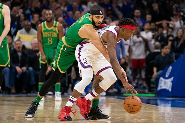 Boston Celtics vs. Philadelphia 76ers - 2/1/20 NBA Pick, Odds, and Prediction