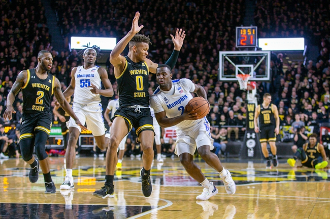 Wichita State vs. Memphis - 3/5/20 College Basketball Pick, Odds, and Prediction