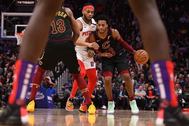 Detroit Pistons vs. Cleveland Cavaliers - 1/27/20 NBA Pick, Odds, and Prediction