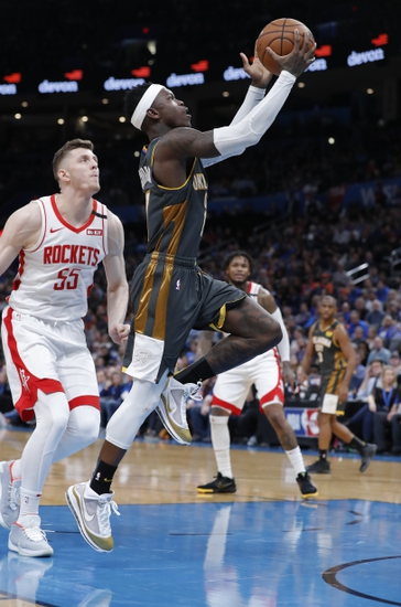 Houston Rockets vs. Oklahoma City Thunder - 1/20/20 NBA Pick, Odds & Prediction