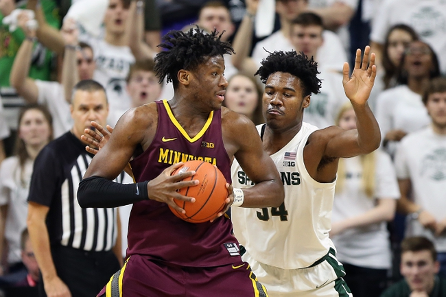 Minnesota vs. Michigan State - 1/26/20 College Basketball Pick, Odds, and Prediction