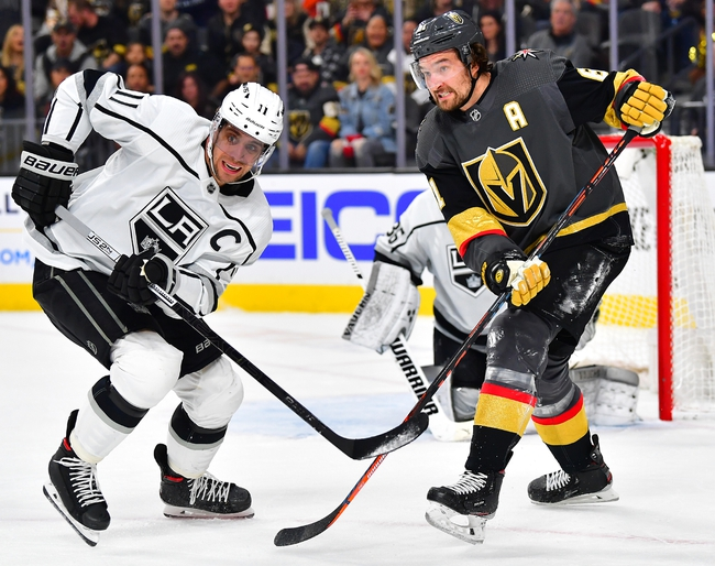 Vegas Golden Knights vs. Los Angeles Kings - 3/1/20 NHL Pick, Odds, and Prediction