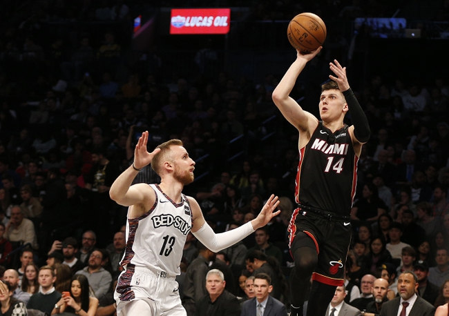 Memphis Grizzlies vs. Miami Heat - 7/28/20 NBA Picks and Prediction
