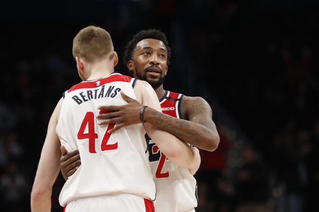 Atlanta Hawks vs. Washington Wizards - 1/26/20 NBA Pick, Odds, and Prediction