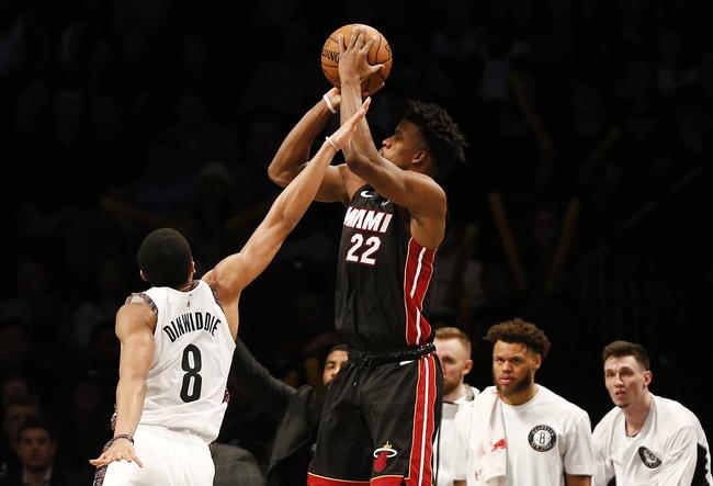 Miami Heat vs. Brooklyn Nets - 2/29/20 NBA Pick, Odds, and Prediction