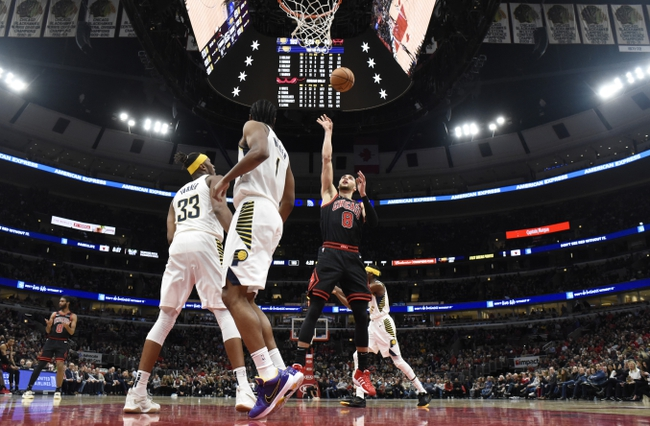 Indiana Pacers vs. Chicago Bulls - 1/29/20 NBA Pick, Odds, and Prediction