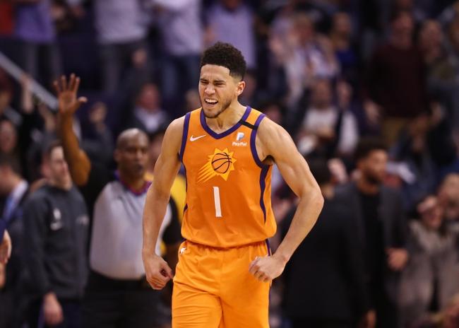 Phoenix Suns vs. Charlotte Hornets - 1/12/20 NBA Pick, Odds, and Prediction