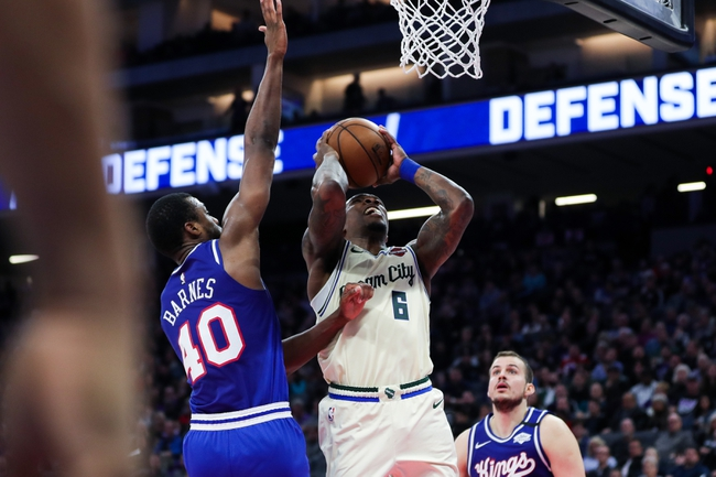 Milwaukee Bucks vs. Sacramento Kings - 2/10/20 NBA Pick, Odds & Prediction
