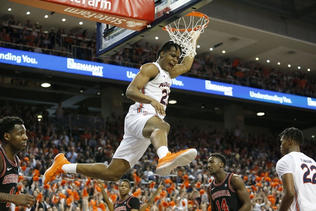 Georgia vs. Auburn - 2/19/20 College Basketball Pick, Odds, and Prediction