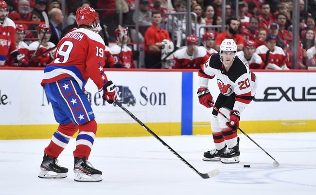 Washington Capitals vs. New Jersey Devils - 1/16/20 NHL Pick, Odds, and Prediction