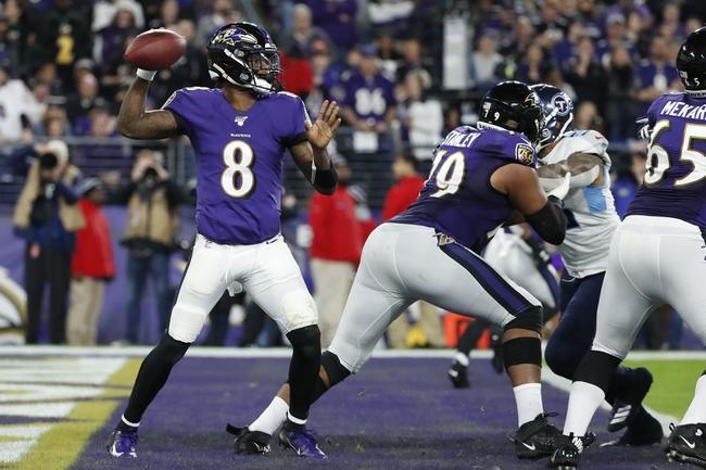 Baltimore Ravens: 2020 NFL Draft Needs