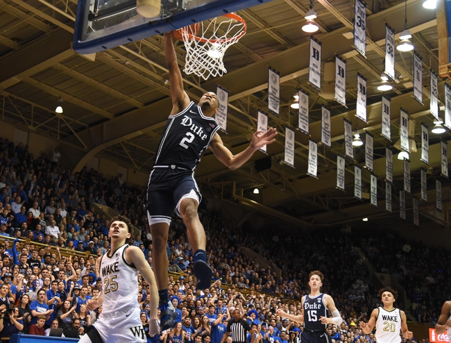 Wake Forest vs. Duke - 2/25/20 College Basketball Pick, Odds, and Prediction