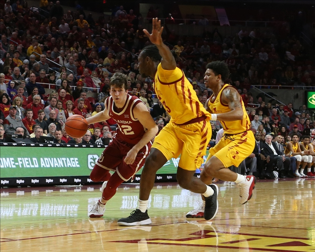 Oklahoma vs. Iowa State - 2/12/20 College Basketball Pick, Odds, and Prediction