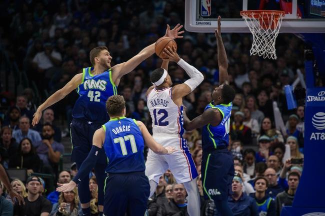 Philadelphia 76ers vs. Dallas Mavericks - 7/28/20 NBA Pick, Odds, and Prediction