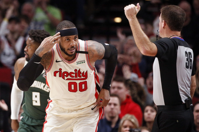 Portland Trail Blazers vs. Charlotte Hornets - 1/13/20 NBA Pick, Odds & Prediction