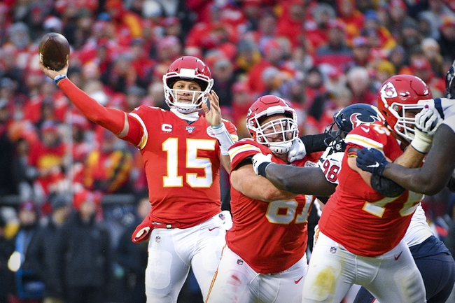 Kansas City Chiefs vs. Tennessee Titans - 1/19/20 NFL Pick, Odds & Prediction