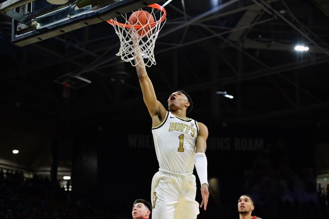 Arizona Wildcats vs. Colorado Buffaloes - 1/18/20 College Basketball Pick, Odds, and Prediction