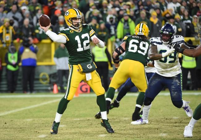 San Francisco 49ers vs. Green Bay Packers - 1/19/20 NFL Pick, Odds & Prediction