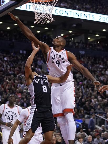 San Antonio Spurs vs. Toronto Raptors - 1/26/20 NBA Pick, Odds & Prediction