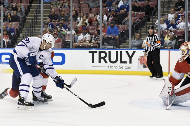 Toronto Maple Leafs vs. Florida Panthers - 2/3/20 NHL Pick, Odds, and Prediction
