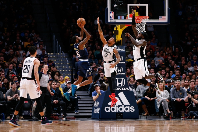 Los Angeles Clippers vs. Denver Nuggets - 2/28/20 NBA Pick, Odds, and Prediction