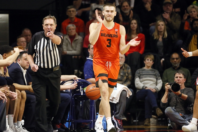 Arizona vs. Oregon State - 2/20/20 College Basketball Pick, Odds, and Prediction