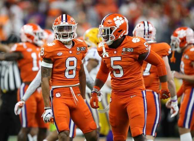 NFL Draft Prop Betting 2020: A.J. Terrell Draft Position
