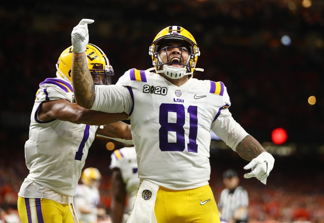 Thaddeus Moss 2020 NFL Draft Profile, Pros, Cons, and Projected Teams
