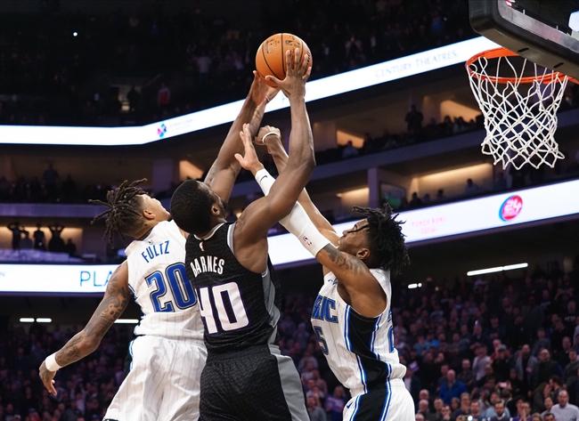 Sacramento Kings at Orlando Magic - 8/2/20 NBA Picks and Prediction