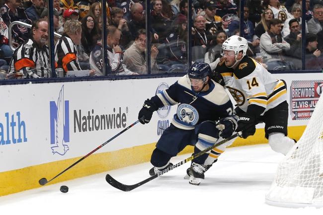 Columbus Blue Jackets vs. Boston Bruins - 7/30/20 NHL Pick and Prediction