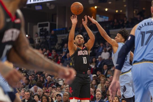Houston Rockets vs. Memphis Grizzlies - 2/26/20 NBA Pick, Odds, and Prediction
