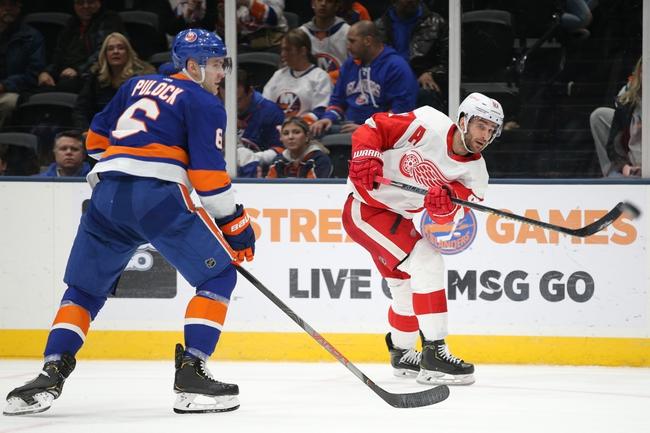 New York Islanders vs. Detroit Red Wings - 2/21/20 NHL Pick, Odds & Prediction
