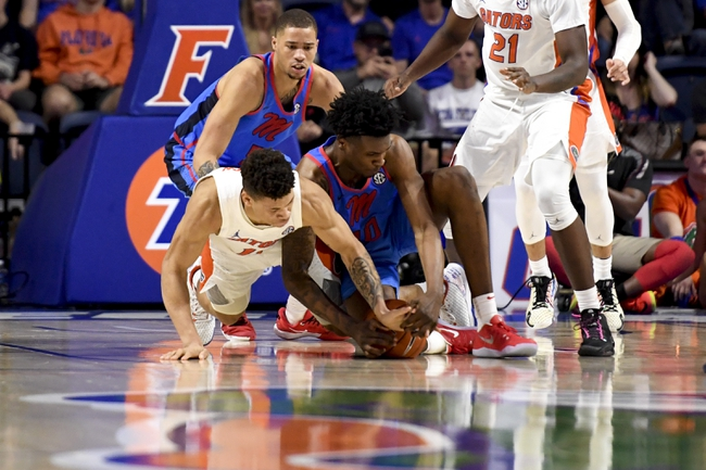 Mississippi vs. Florida - 2/8/20 College Basketball Pick, Odds, and Prediction