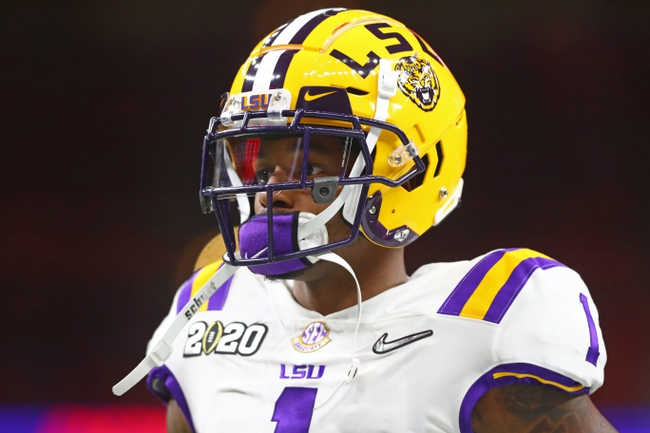 Kristian Fulton 2020 NFL Draft Profile, Strengths, Weaknesses and Possible Fits