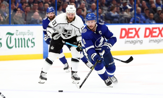 Los Angeles Kings vs. Tampa Bay Lightning - 1/29/20 NHL Pick, Odds & Prediction