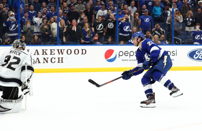 Los Angeles Kings vs. Tampa Bay Lightning - 1/29/20 NHL Pick, Odds, and Prediction