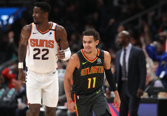 Trae Young vs. Deandre Ayton - 4/9/20 NBA 2K Players Tournament Pick, Odds, and Prediction