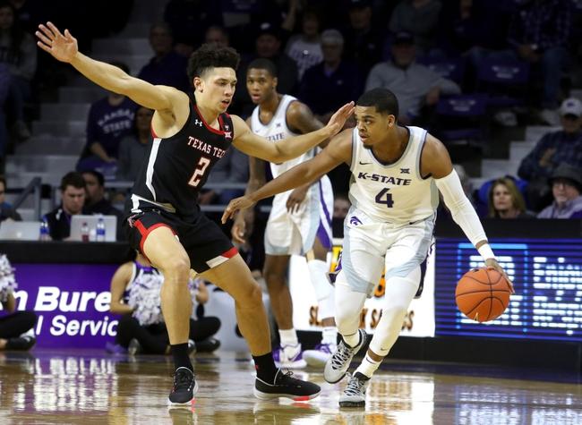 Texas Tech vs. Kansas State- 2/19/20 College Basketball Pick, Odds, and Prediction