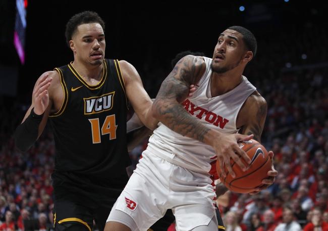 VCU vs. Dayton - 2/18/20 College Basketball Pick, Odds & Prediction