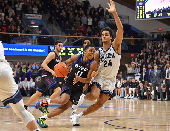 DePaul vs. Villanova - 2/19/20 College Basketball Pick, Odds, and Prediction