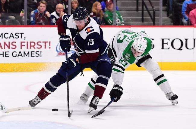 Dallas Stars vs. Colorado Avalanche - 8/5/20 NHL Pick, Odds, and Prediction