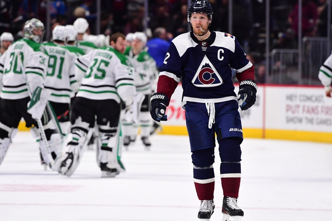 Colorado Avalanche vs. Dallas Stars - 8/22/20 NHL Pick, Odds, and Prediction