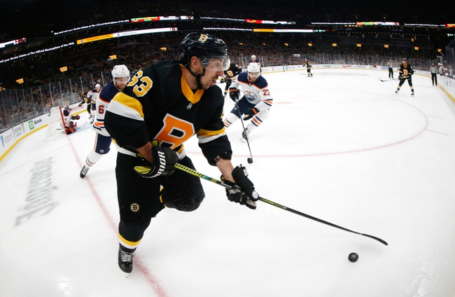 Edmonton Oilers vs. Boston Bruins - 2/19/20 NHL Pick, Odds, and Prediction