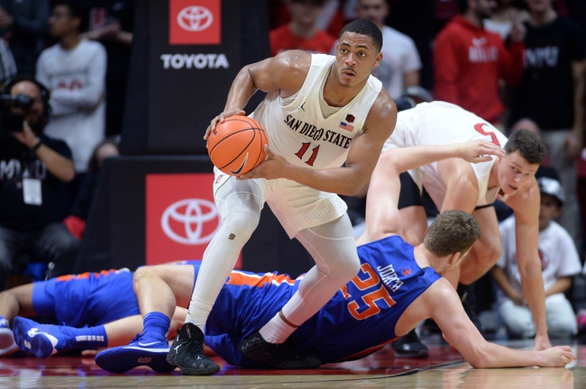 Boise State vs. San Diego State - 2/16/20 College Basketball Pick, Odds & Prediction