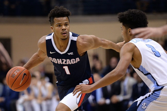 Gonzaga vs. San Diego - 2/27/20 College Basketball Pick, Odds, and Prediction