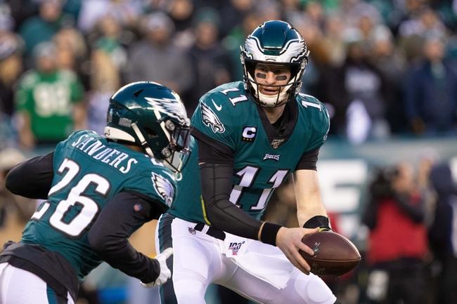 Philadelphia Eagles 2020 Win Total- NFL Picks and Predictions