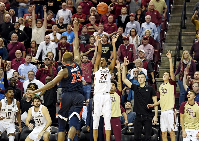 Virginia vs. Florida State - 1/28/20 College Basketball Pick, Odds, and Prediction