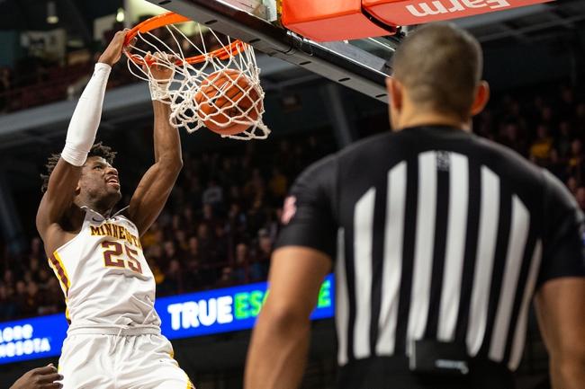 Ohio State vs. Minnesota - 1/23/20 College Basketball Pick, Odds, and Prediction