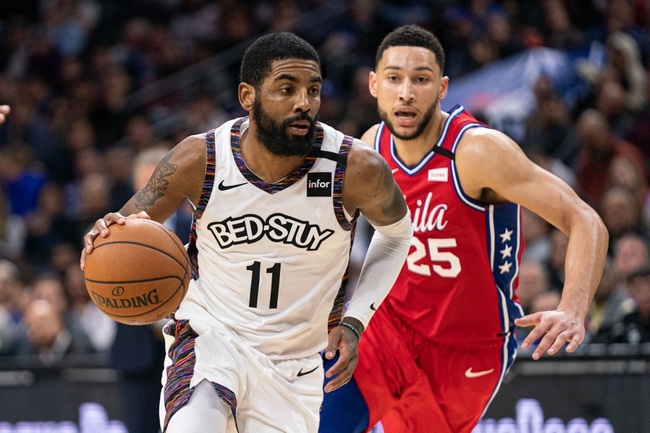 Brooklyn Nets vs. Philadelphia 76ers - 1/20/20 NBA Pick, Odds & Prediction