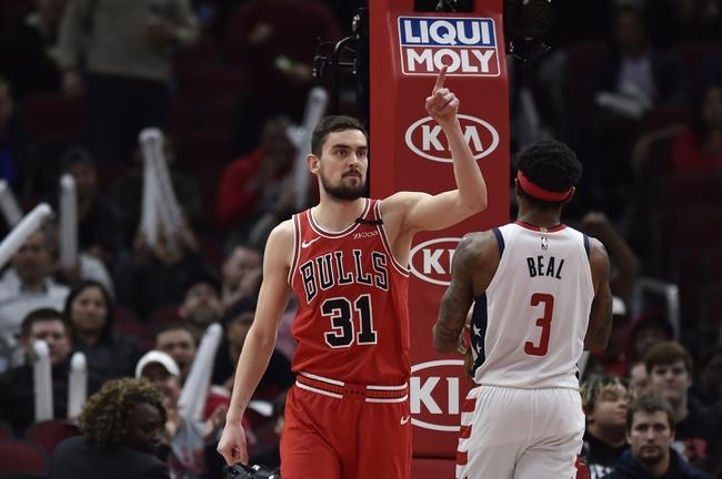 Washington Wizards vs. Chicago Bulls - 2/11/20 NBA Pick, Odds, and Prediction